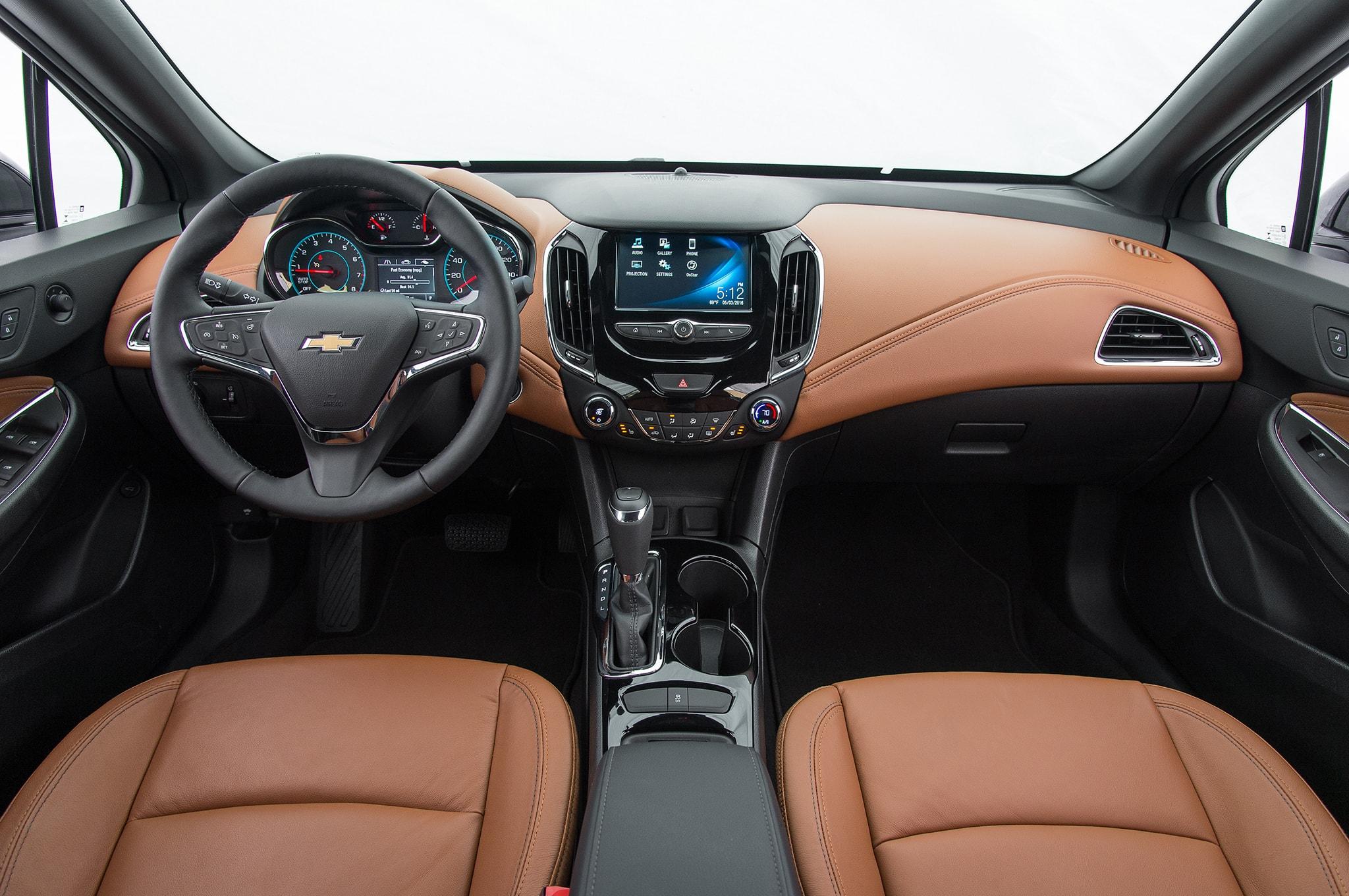 Chevrolet Cruze 2 Widescreen for desktop
