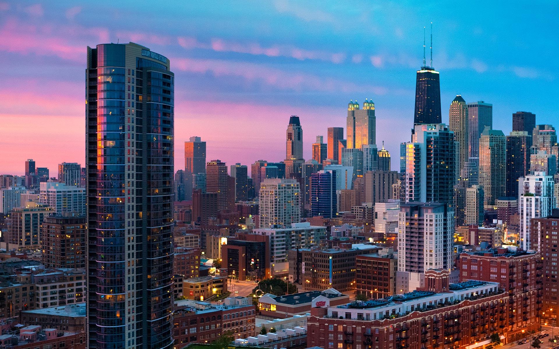 Chicago widescreen for desktop