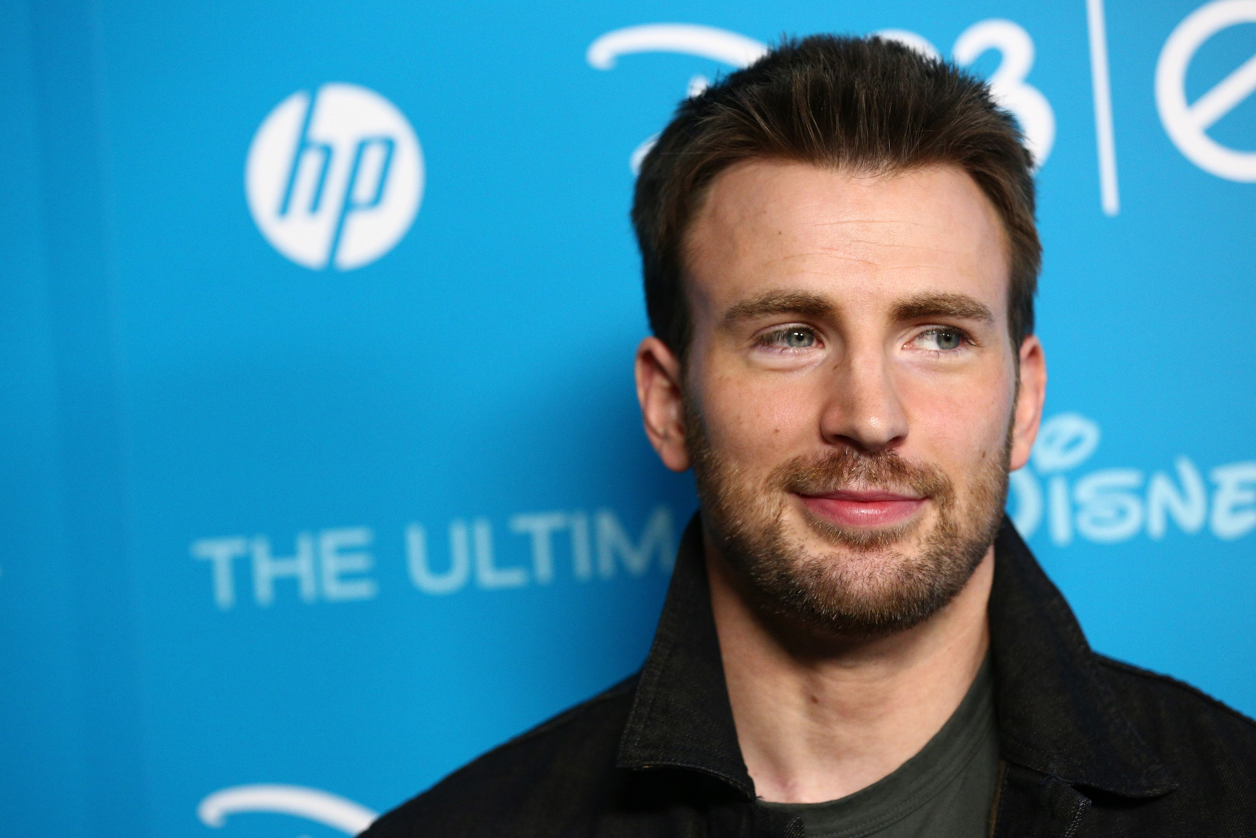 Chris Evans Widescreen for desktop