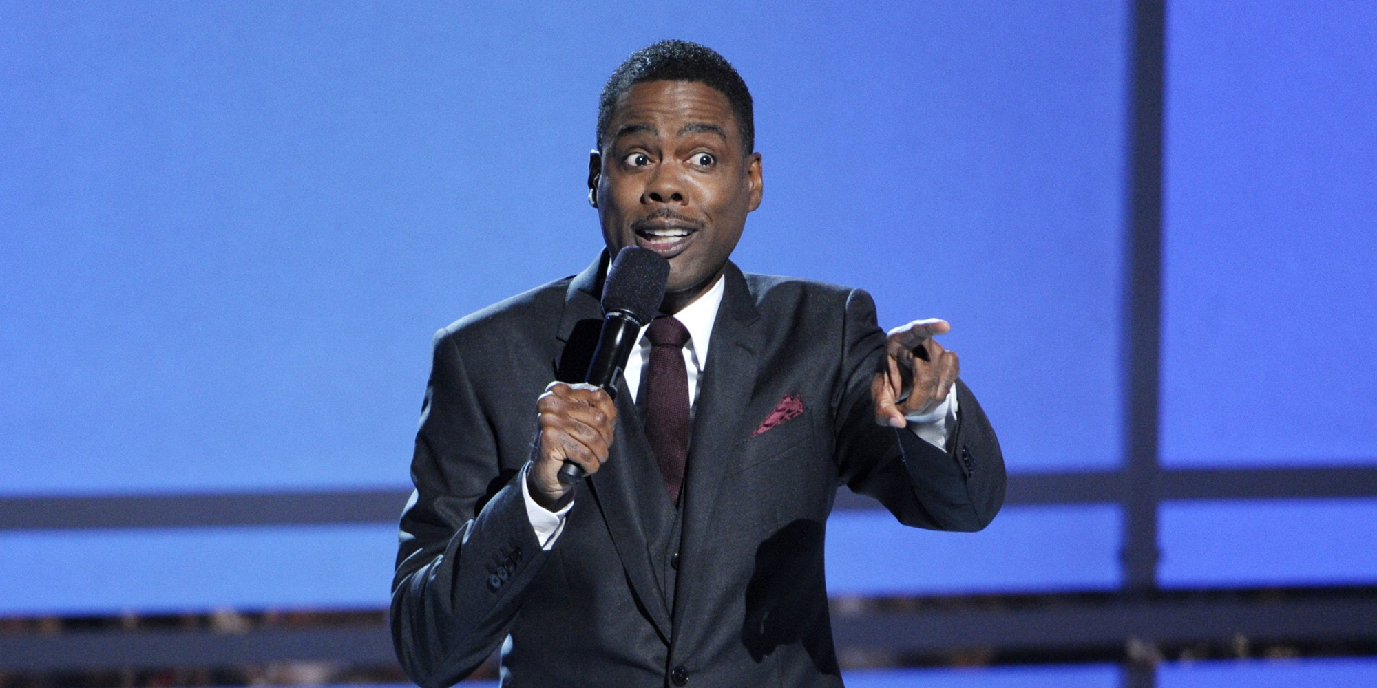 Chris Rock Widescreen for desktop