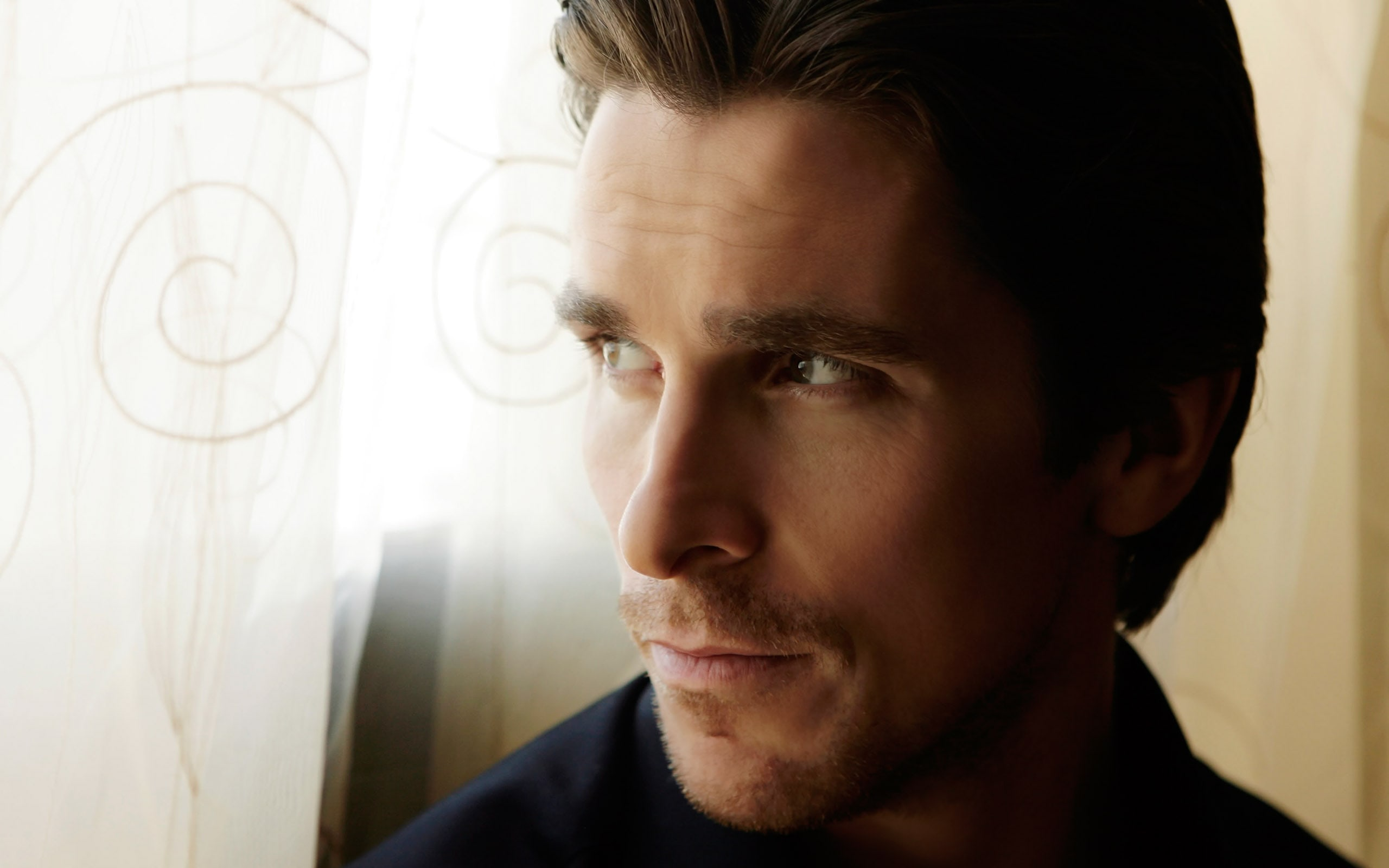 Christian Bale Widescreen for desktop