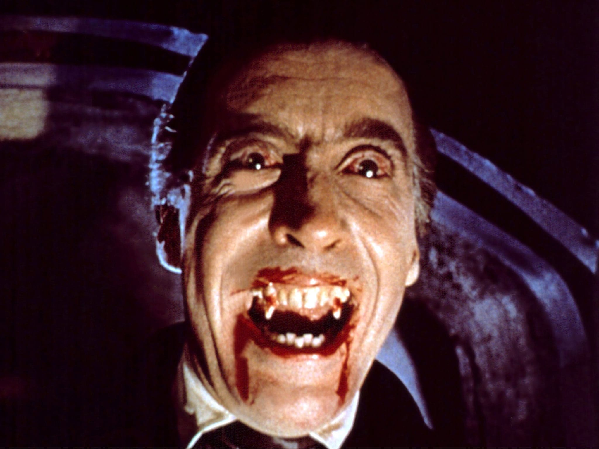 Christopher Lee Widescreen for desktop