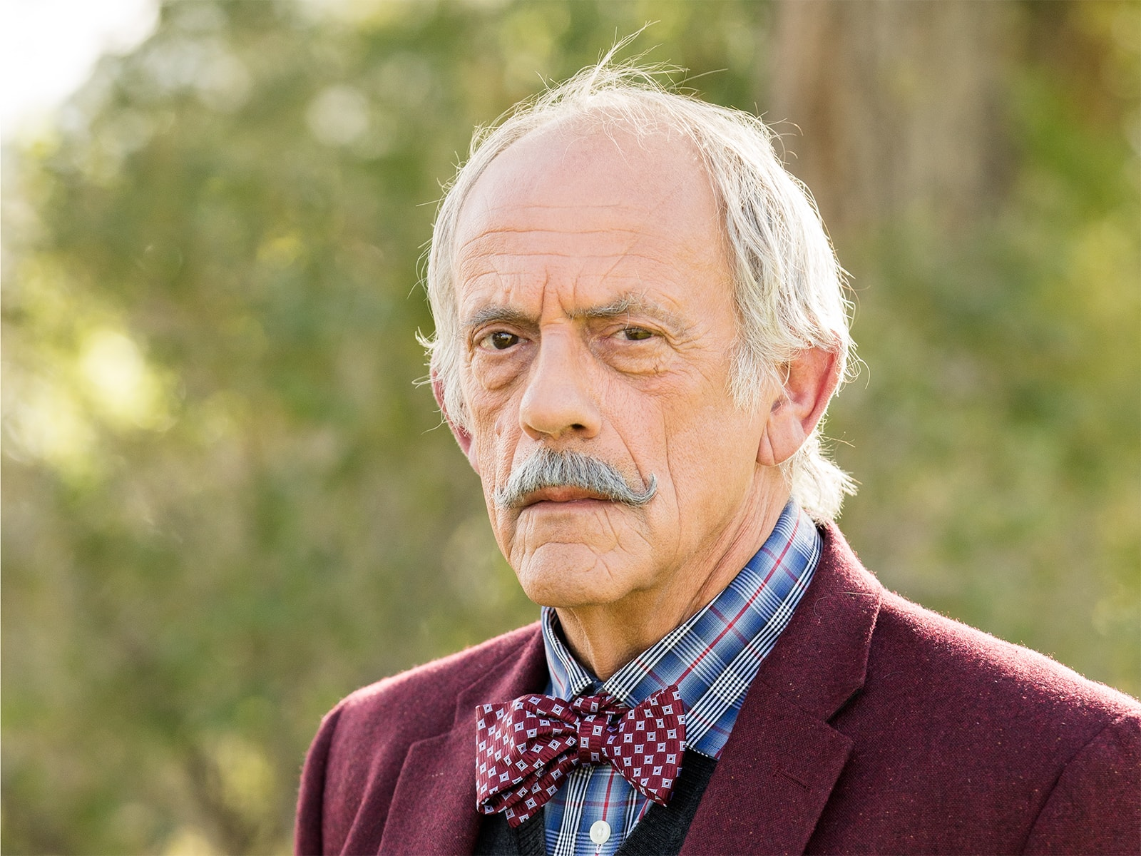 Christopher Lloyd Widescreen for desktop