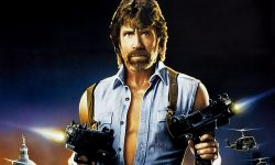 Chuck Norris Widescreen for desktop