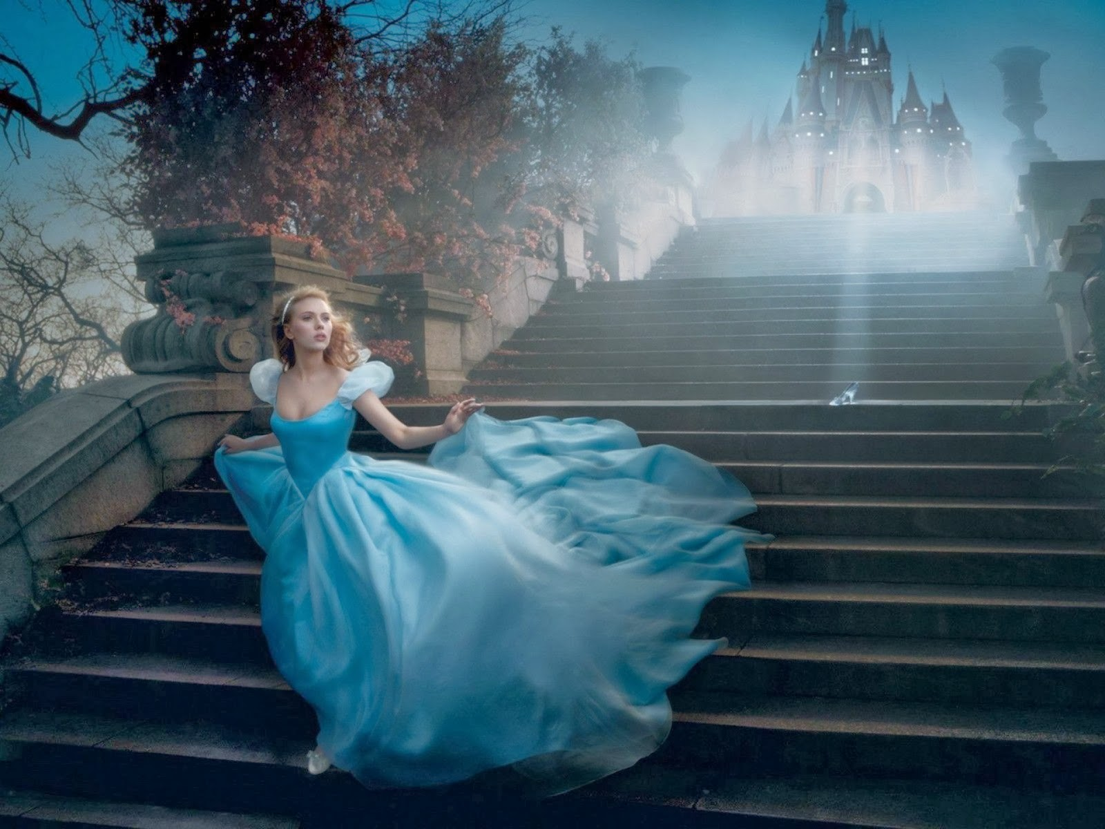 Cinderella Widescreen for desktop