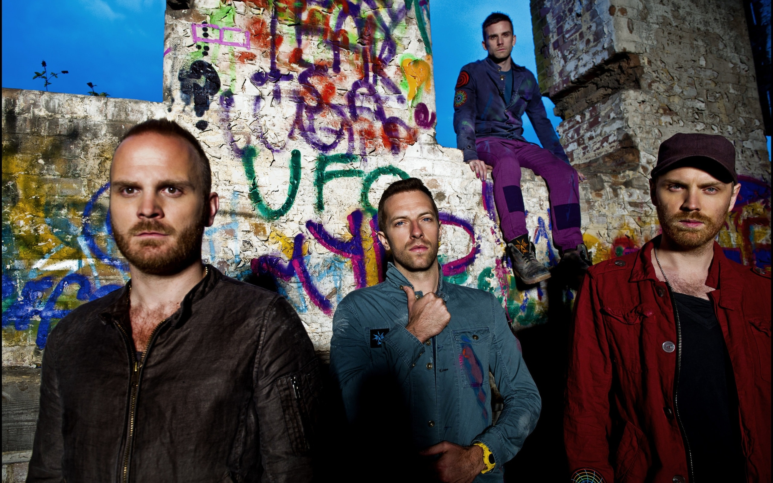 Coldplay Widescreen for desktop