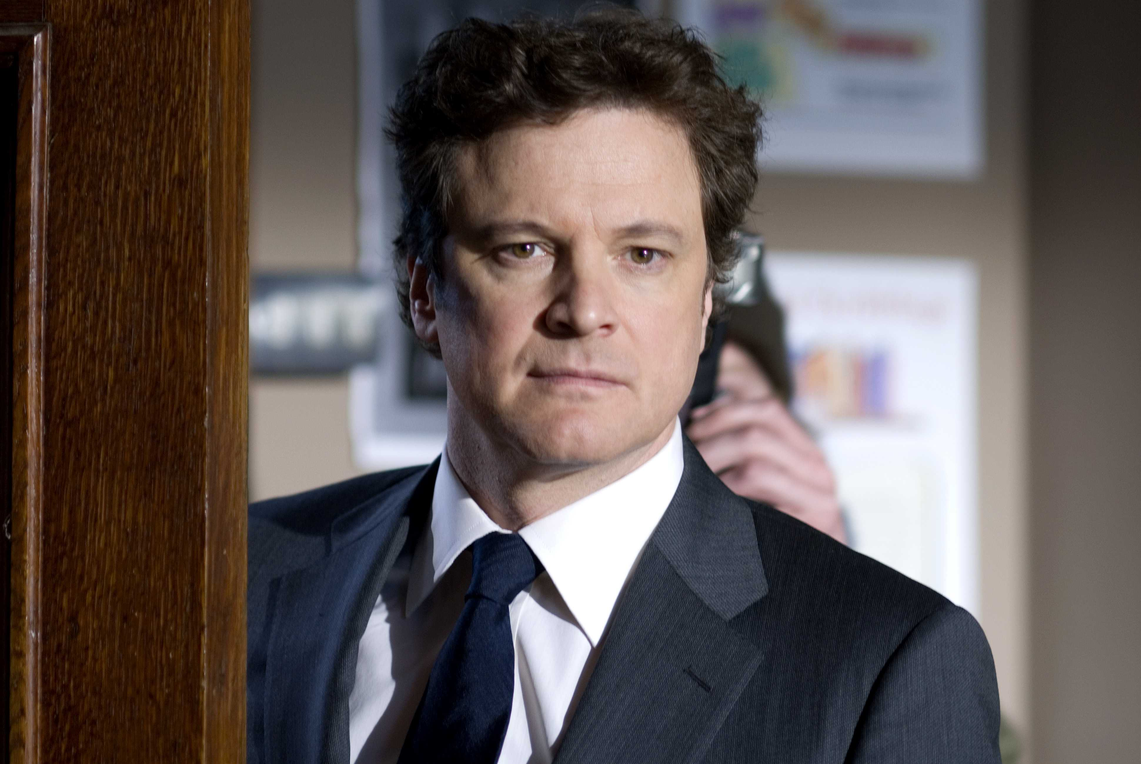Colin Firth Widescreen for desktop