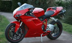 DUCATI 1098 Widescreen for desktop