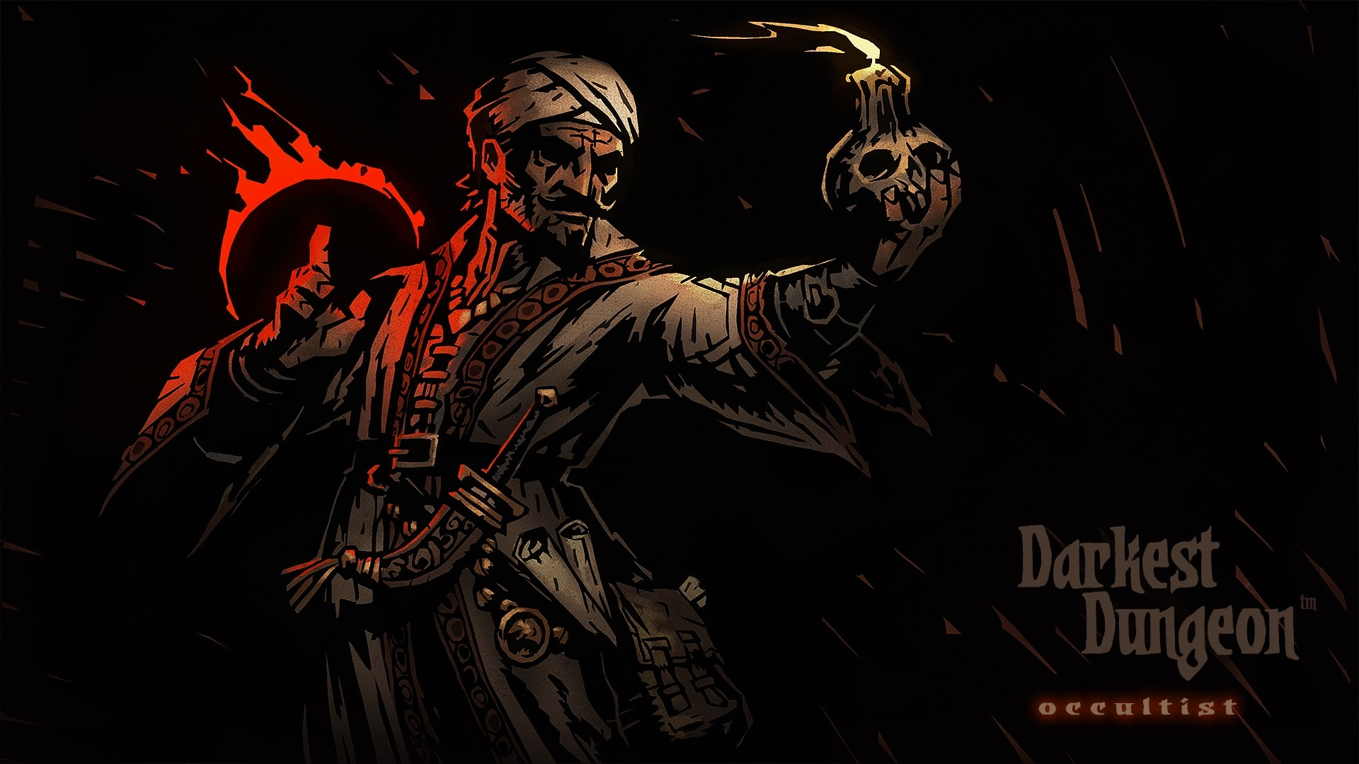 Darkest Dungeon Widescreen for desktop