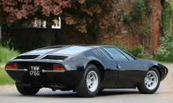 De Tomaso Mangusta Widescreen for desktop