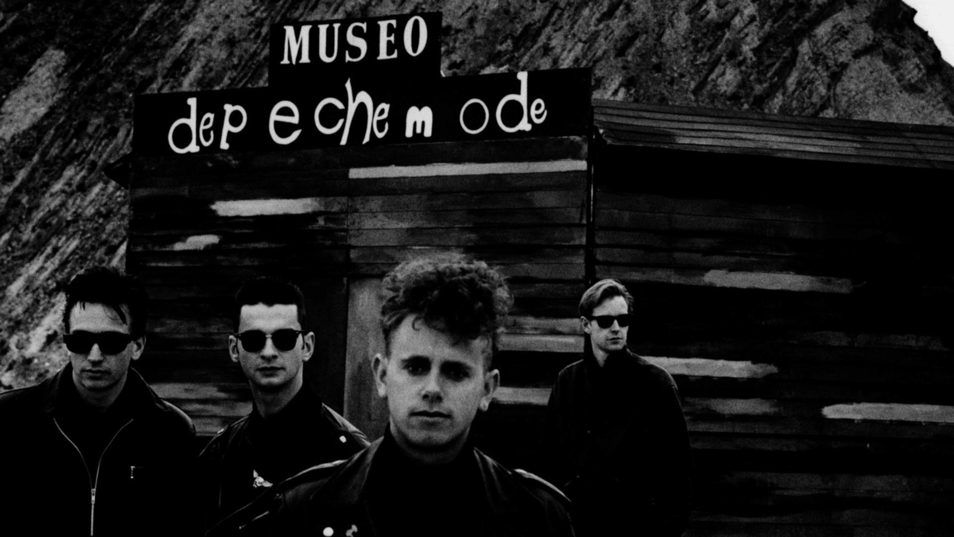 Depeche Mode Widescreen for desktop