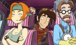 Deponia Doomsday Widescreen for desktop