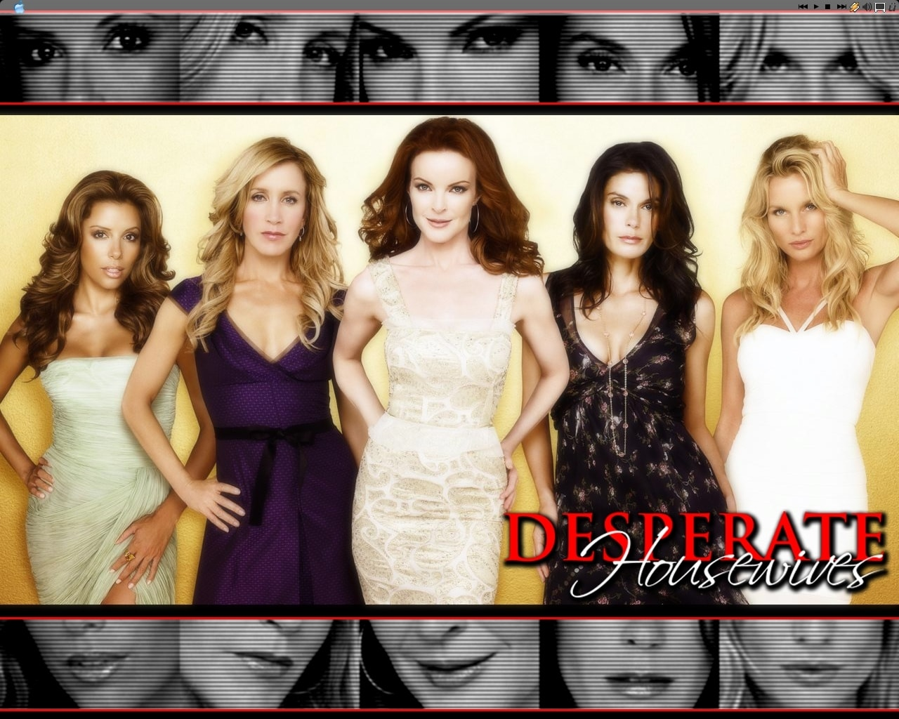 Desperate Housewives widescreen for desktop
