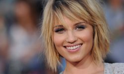 Dianna Agron Widescreen for desktop