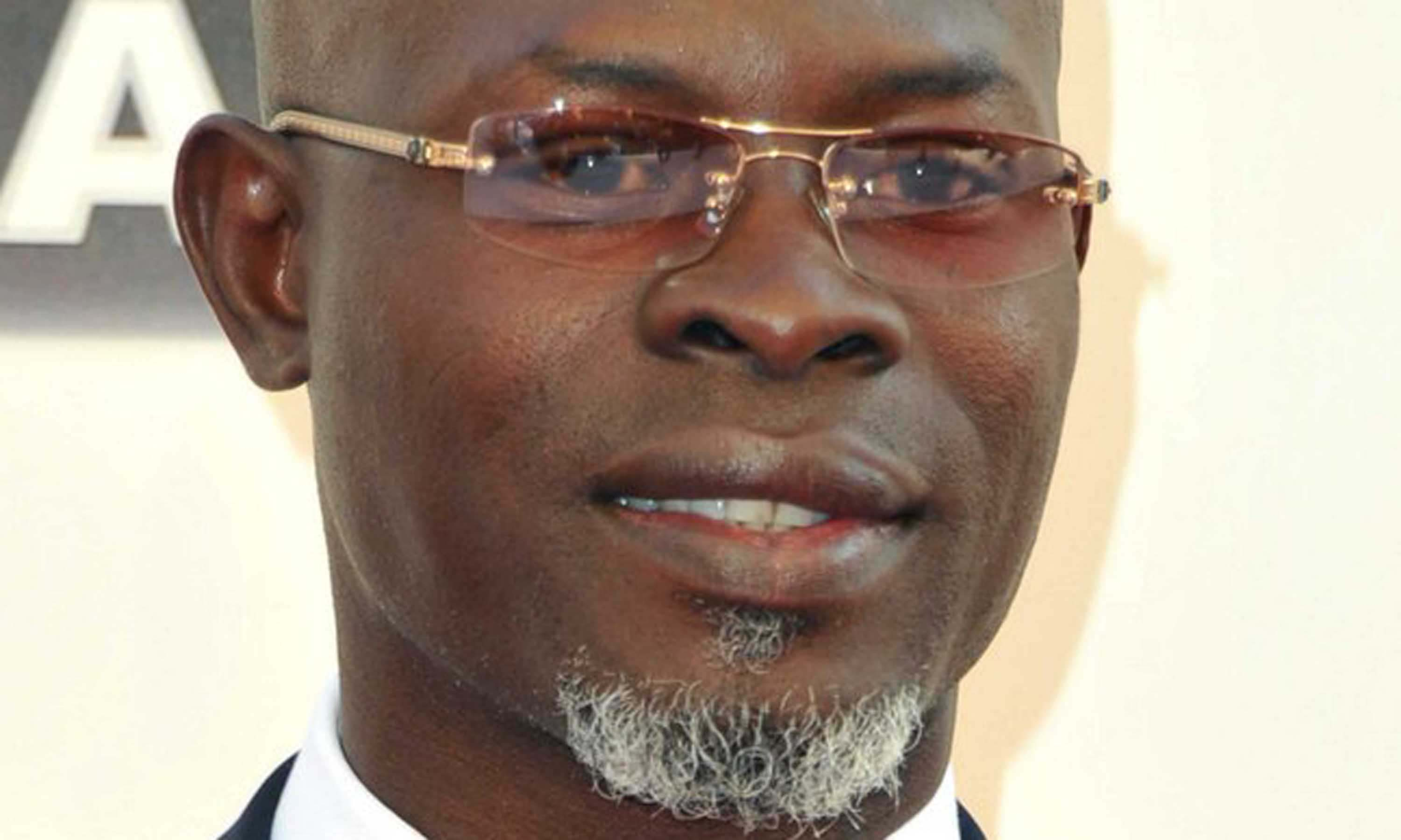 Djimon Hounsou Widescreen for desktop
