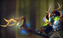 Dota 2 : Nature's Prophet Widescreen for desktop