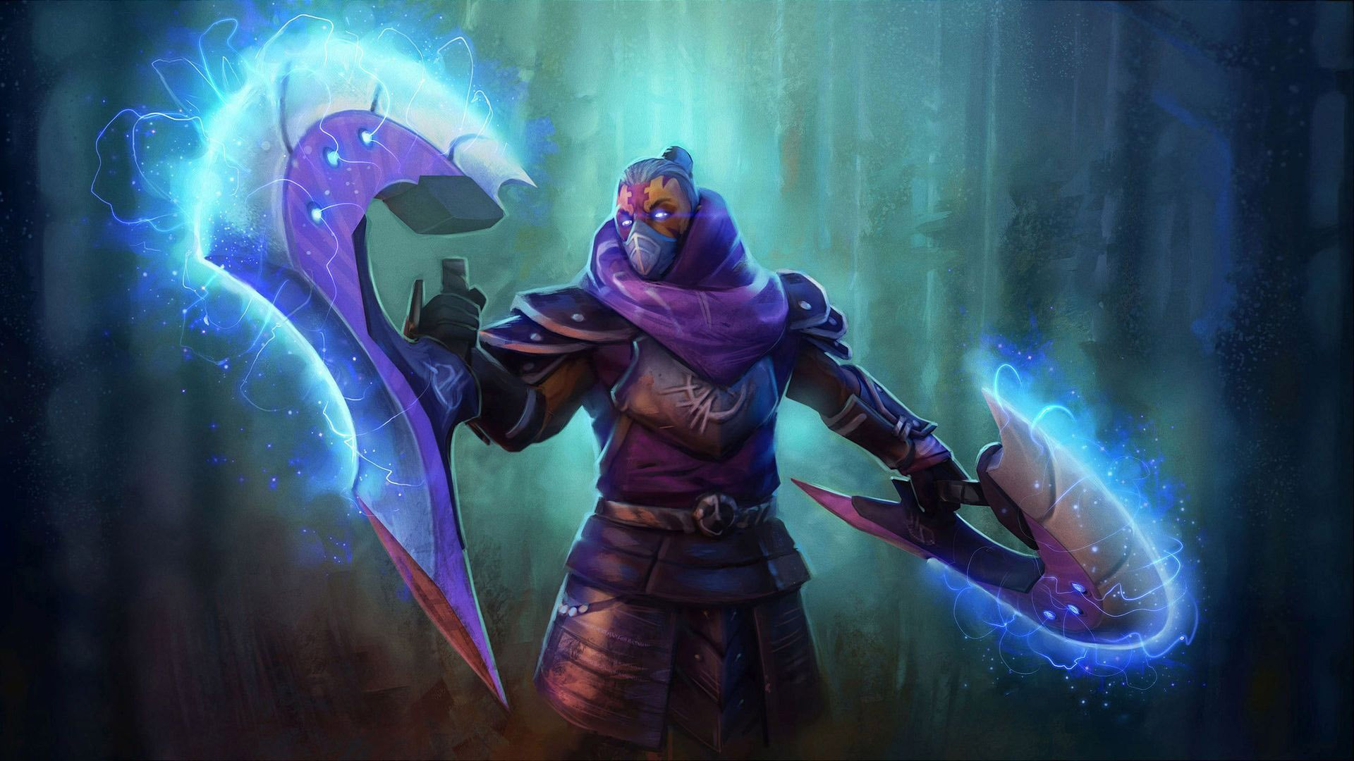 Dota2 : Anti-Mage for mobile