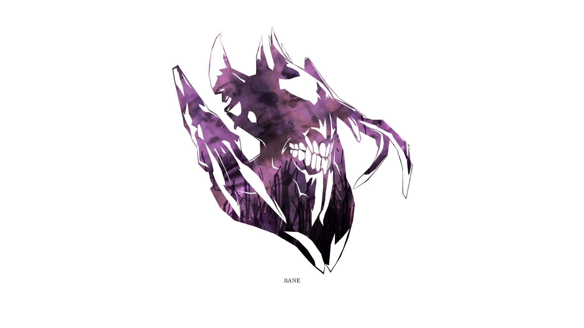 Dota2 : Bane desktop wallpaper