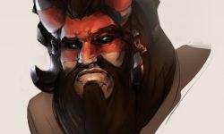 Dota2 : Beastmaster for mobile