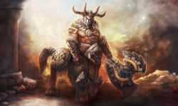Dota2 : Centaur Warrunner HD