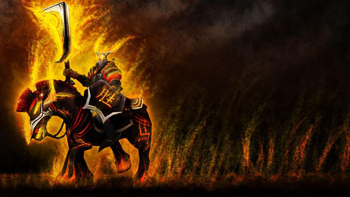 Dota2 : Chaos Knight desktop wallpaper