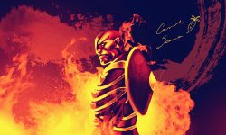 Dota2 : Ember Spirit widescreen for desktop