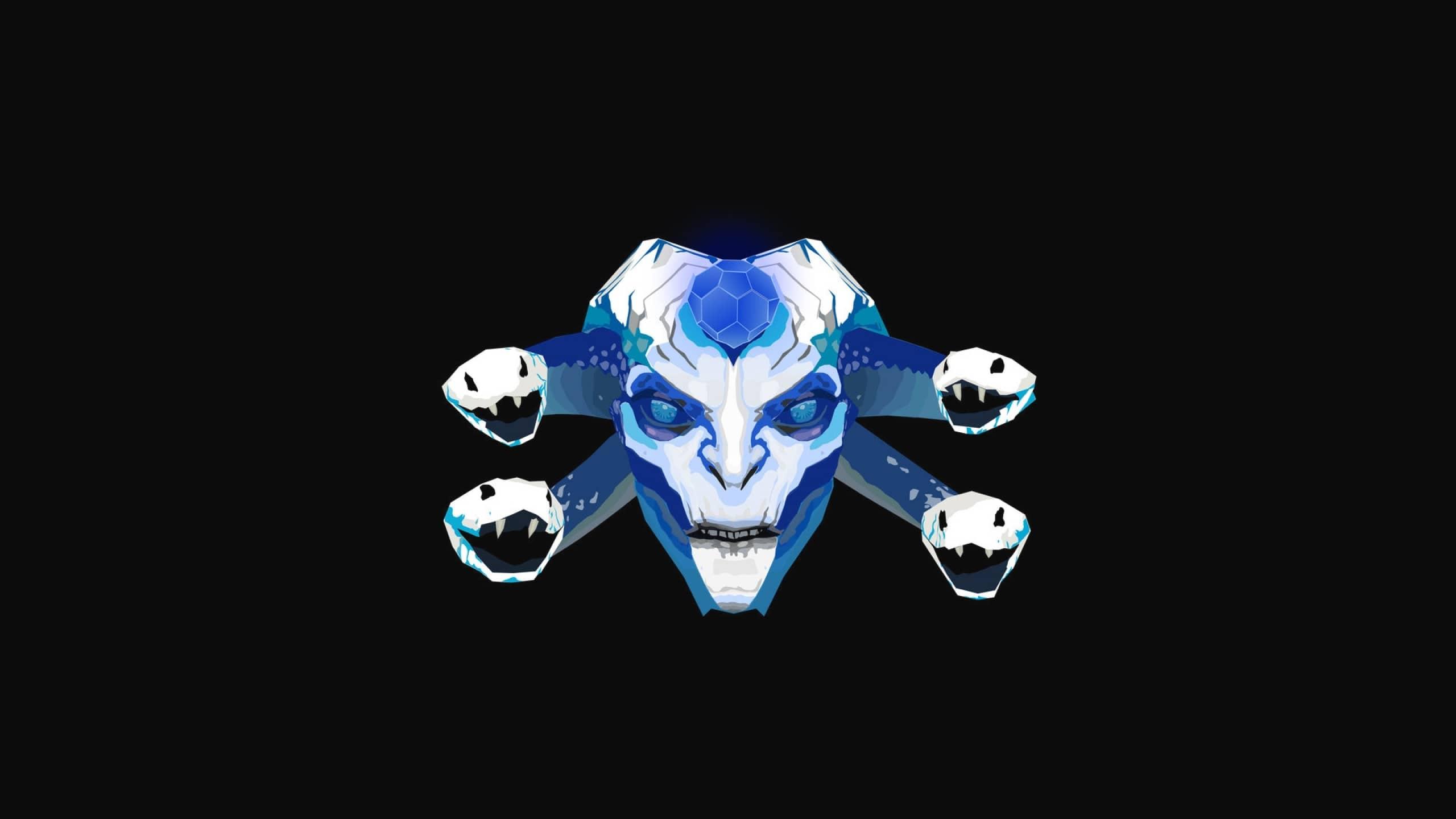 Dota2 : Medusa desktop wallpaper