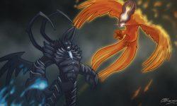 Dota2 : Phoenix HD