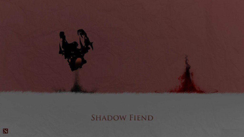Dota2 : Shadow Fiend widescreen