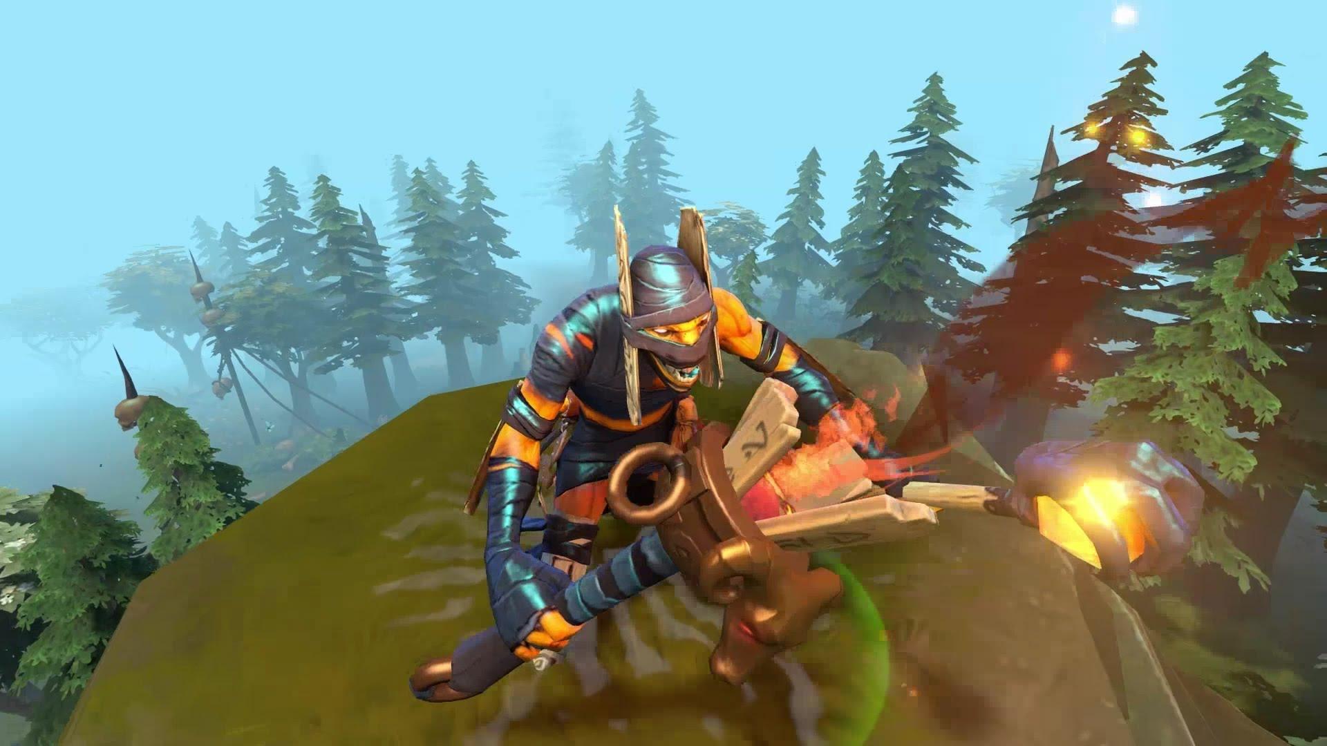 Dota2 : Shadow Shaman Backgrounds