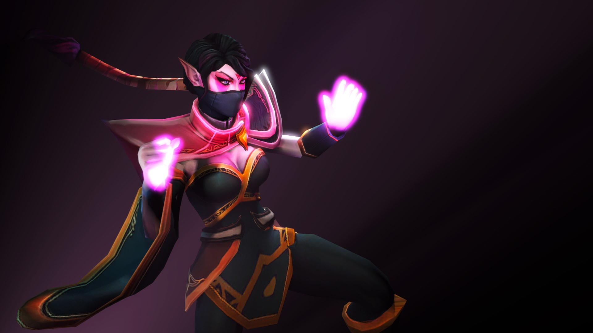 Dota2 : Templar Assassin widescreen for desktop