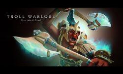 Dota2 : Troll Warlord HD pictures
