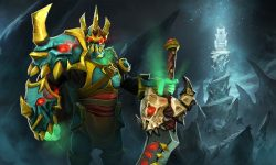 Dota2 : Wraith King widescreen