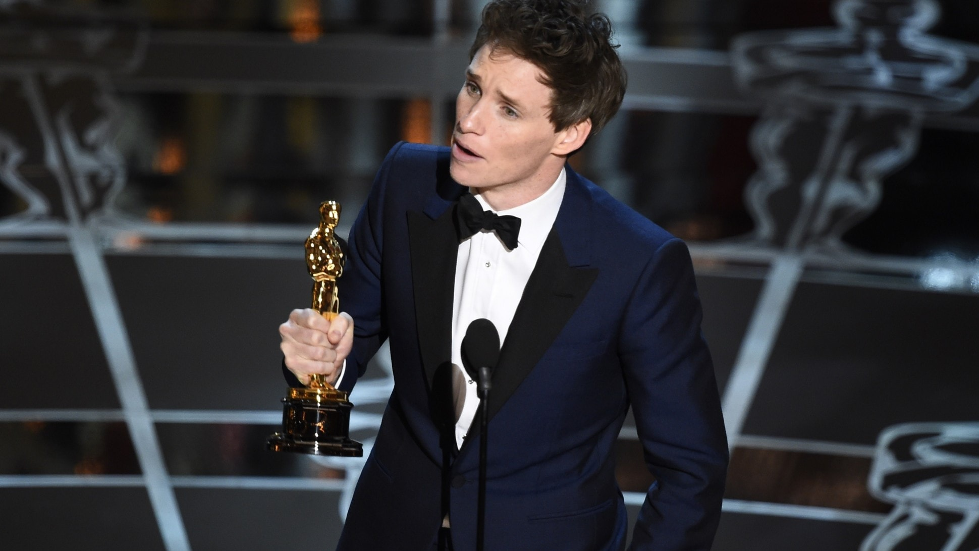 Eddie Redmayne Widescreen for desktop
