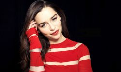 Emilia Clarke Widescreen for desktop
