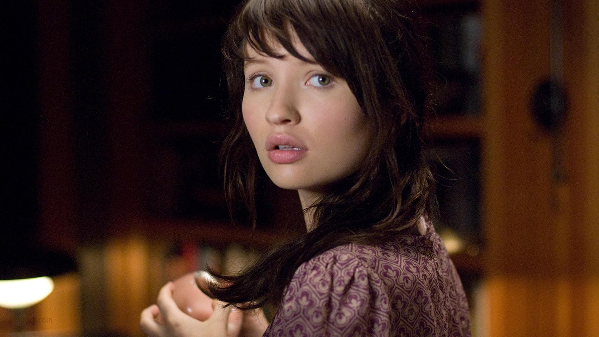 Emily Browning Widescreen for desktop