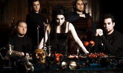 Evanescence Widescreen for desktop