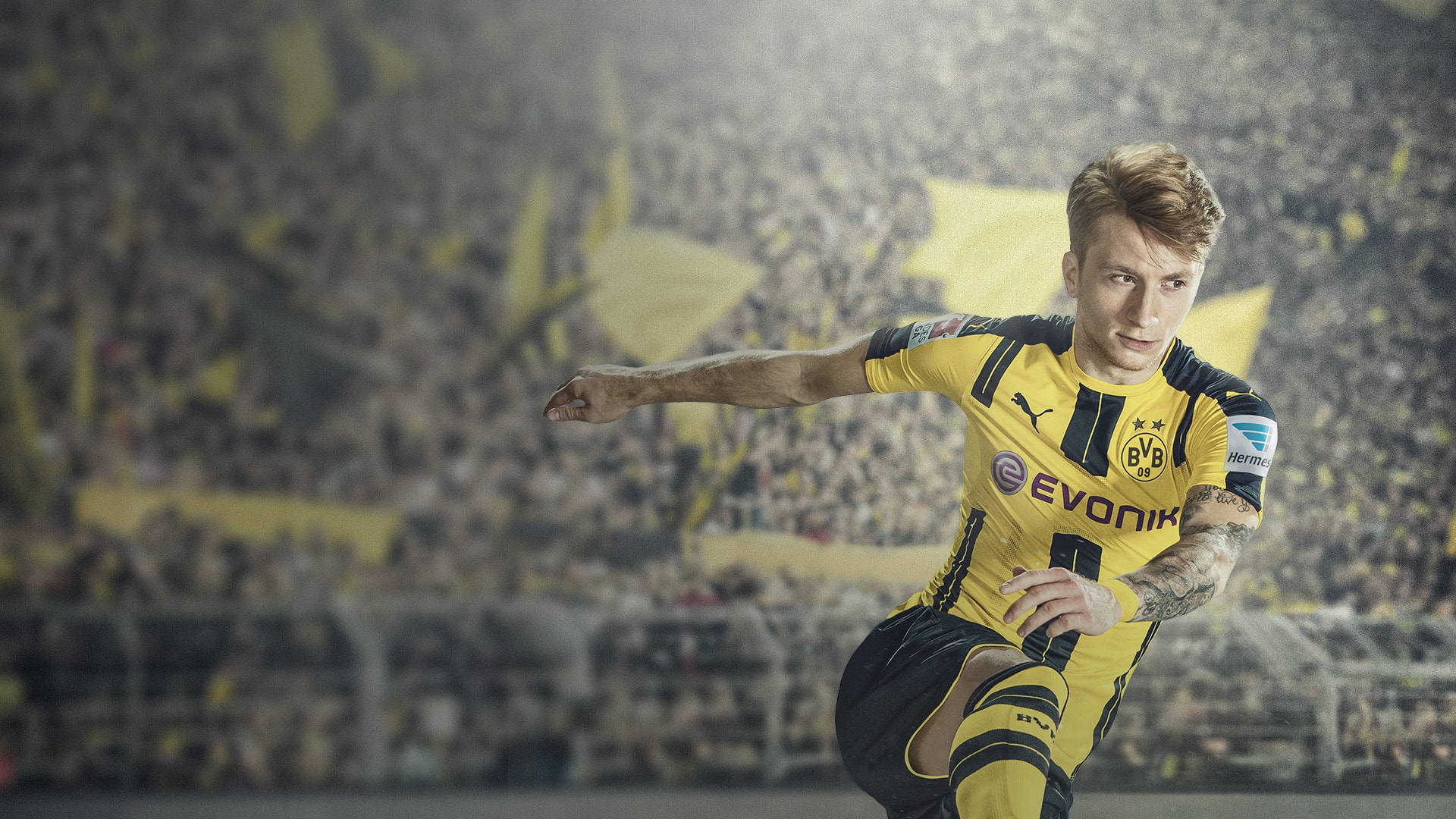 FIFA 17 Widescreen for desktop