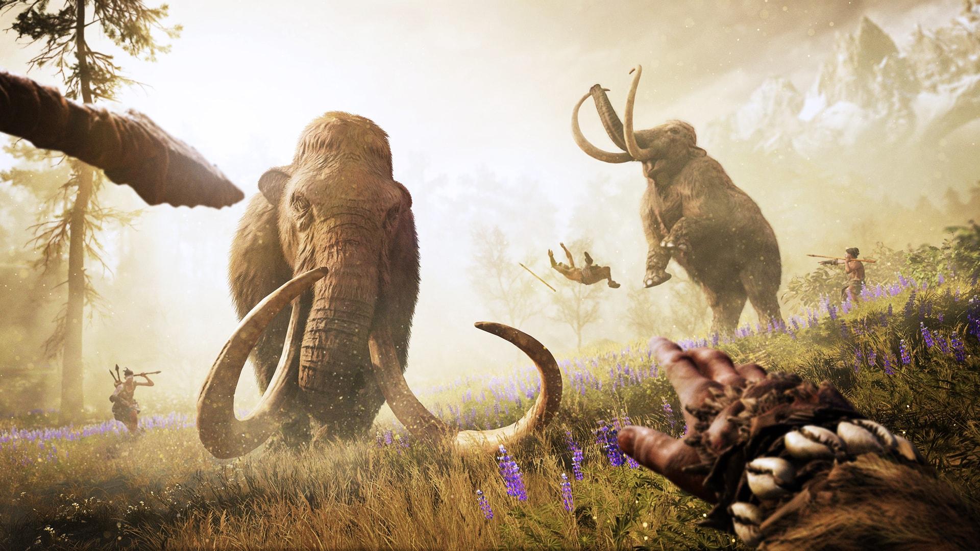 Far Cry Primal Widescreen for desktop