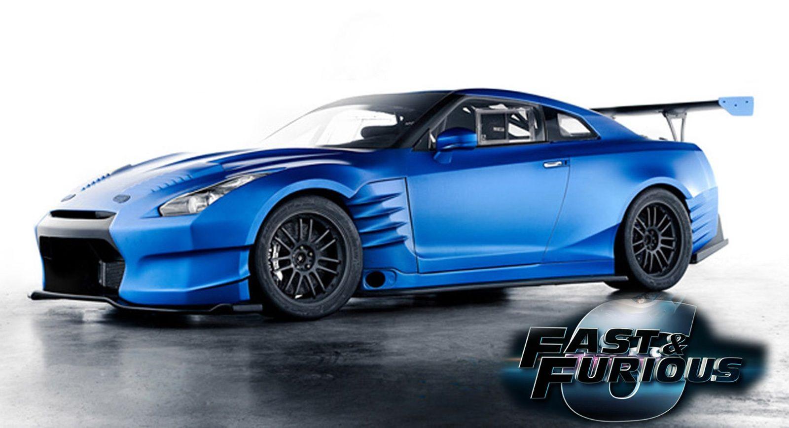 Fast & Furious 6 widescreen for desktop