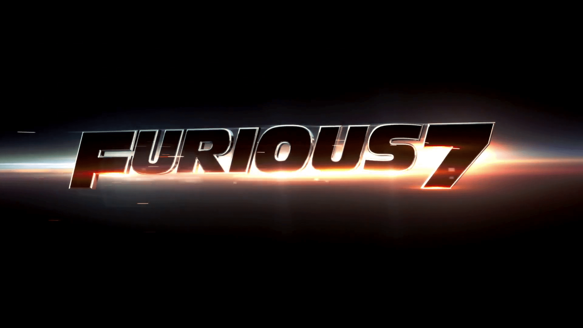 Fast & Furious 7 widescreen for desktop