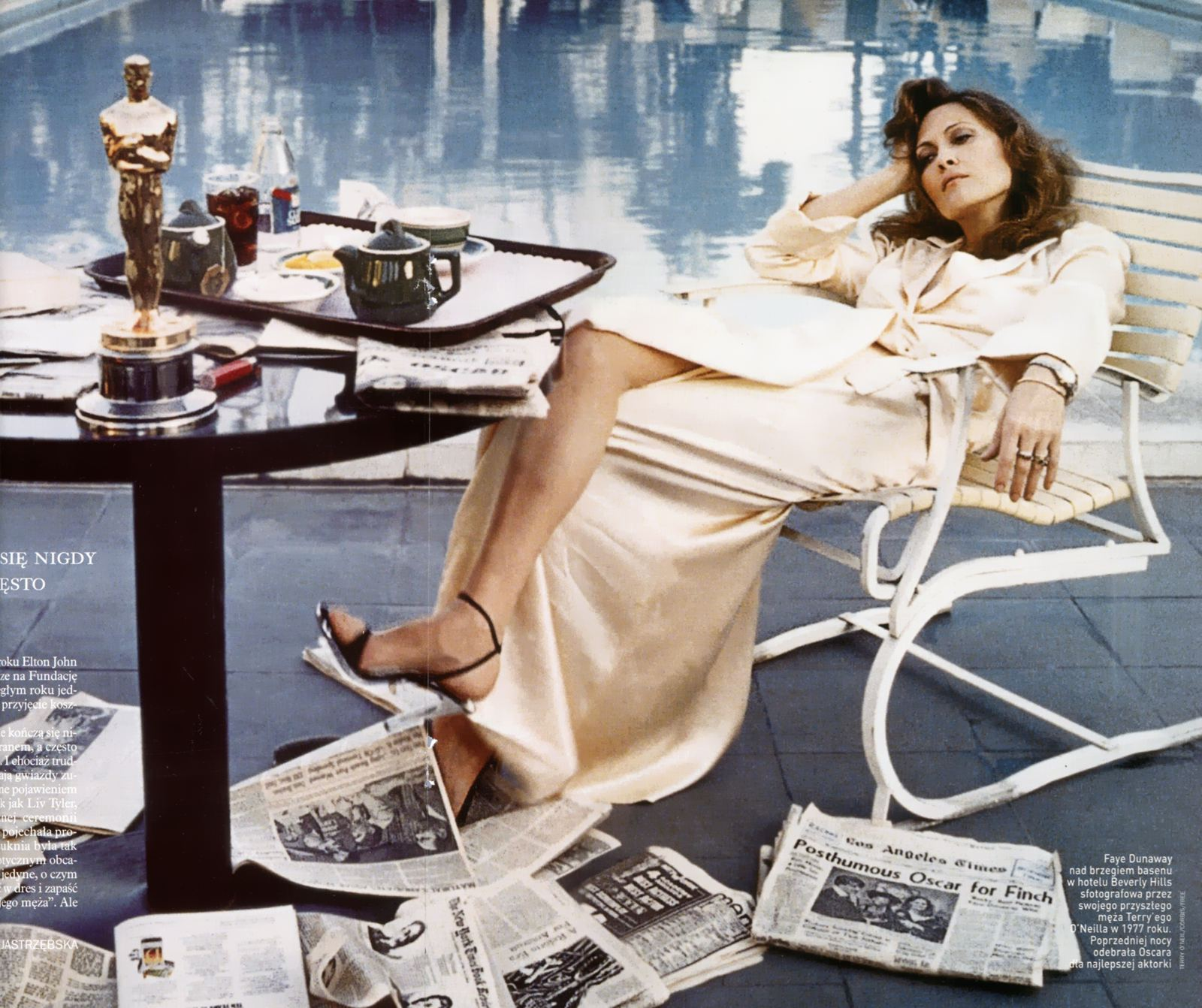 Faye Dunaway Widescreen for desktop