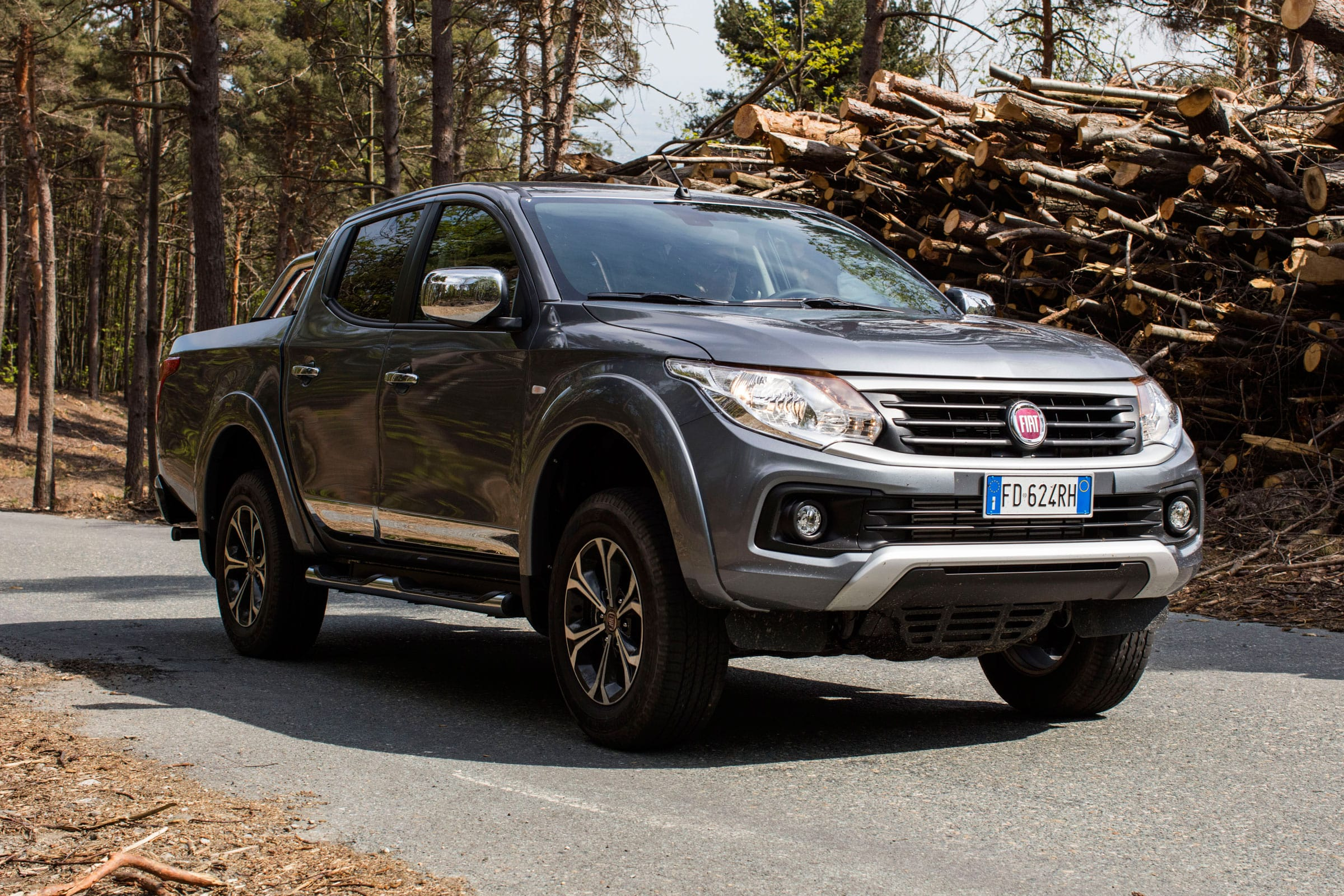 Fiat Fullback Widescreen for desktop