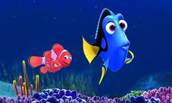 Finding Dory Widescreen for desktop