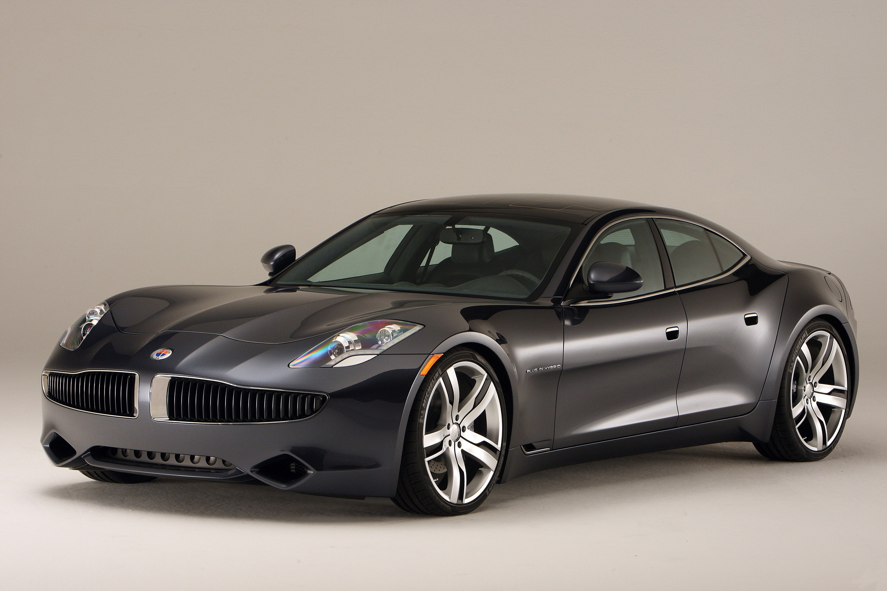 Fisker Karma Widescreen for desktop