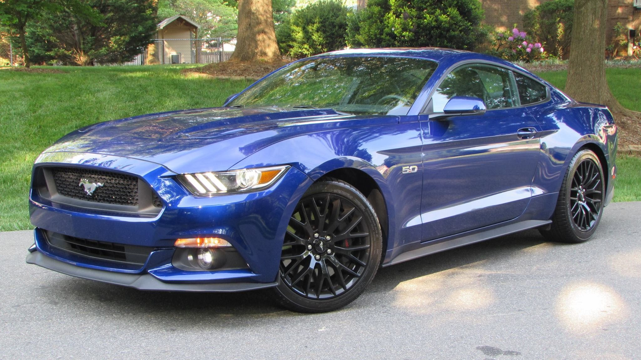 Ford Mustang 6 Widescreen for desktop