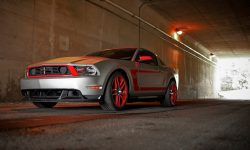 Ford Mustang Boss 302 Laguna Seca Widescreen for desktop