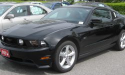 Ford Mustang GT Widescreen for desktop