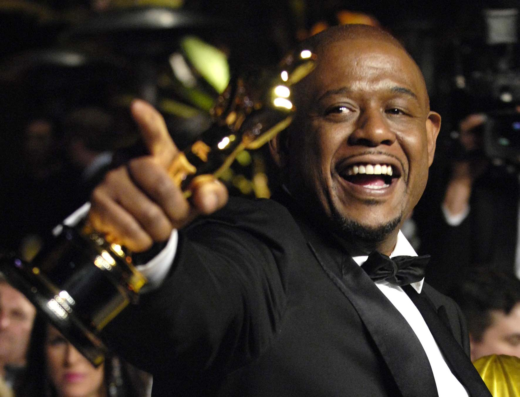 Forest Whitaker Widescreen for desktop
