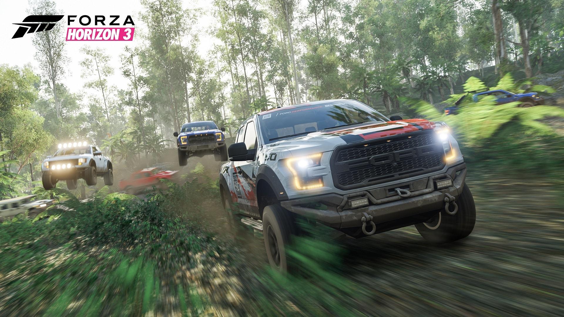 Forza Horizon 3 Widescreen for desktop